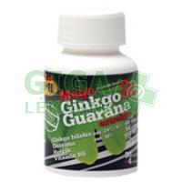 JML Mega Ginkgo Guarana+34 kapslí (Gink+Guar+Mg+B6)