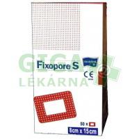 Náplast Fixopore S 8x15cm 50ks