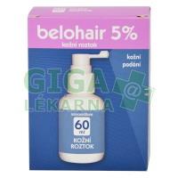 Belohair 5% drm.sol.1x60ml
