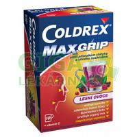 Coldrex Horký nápoj Maxgrip Lesní ovoce 10 sáčků
