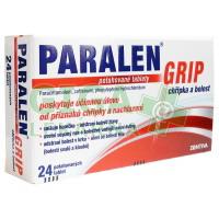 Paralen Grip Chřipka a bolest 24 tablet