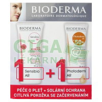 Bioderma Sensibio AR 40ml+ Photoderm AR 30ml