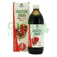 Granátové jablko 100% šťáva 500ml EKOMEDICA