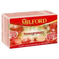 MILFORD Ovocný čaj Granátové jablko 20x2,5g
