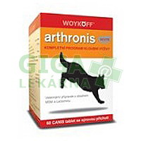 Arthronis mini ACUTE CANIS 60 tablet (sýrová příchuť)