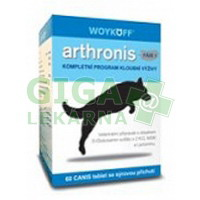 Arthronis fáze 1 CANIS 60 tablet