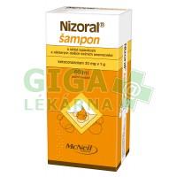 Nizoral šampon 60ml 2%