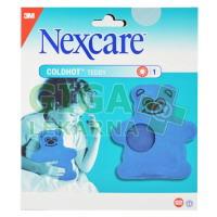 3M Nexcare Coldhot Teddy Hřejivý gelový obklad medvídek