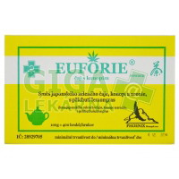 EUFORIE čaj s konopím 100g