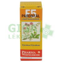 Parontal F5 med koncentrát 20ml