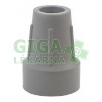 Násadec na berle a hole pr.17-18.5mm typ Erilens