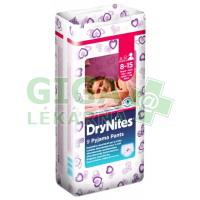 HUGGIES DryNites kalhotky L girls 25-57kg 9ks