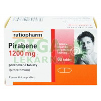 Pirabene 1200mg 60 tablet