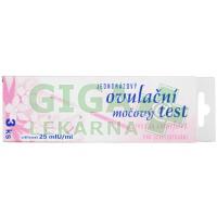 Ovulační test COMFORT PROUŽEK KRB 3ks