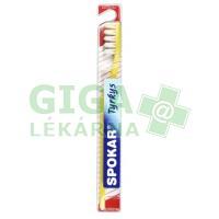 Zubní kartáček Spokar Tyrkys 3411 střední
