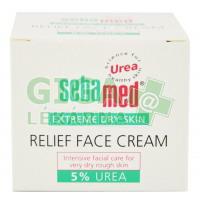 Sebamed Urea 5% Zklidňující krém na obličej 50ml