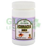 Echinacea kořen 200 tablet Hermeopa