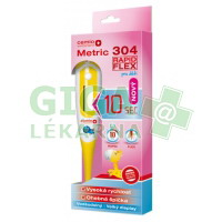 Cemio Metric 304 Rapid Flex Digitální Teploměr dětský
