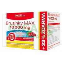 Cemio Brusinky MAX 10000mg 30+10 tablet