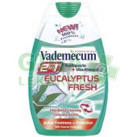 Vademecum 2v1 Eucalyptus Fresh zubní pasta 75ml