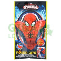 Spider-man lízátko s práskacím práškem 12g
