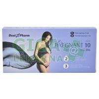 Těhotenský test PREGNANT 10 2ks