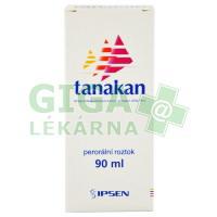 Tanakan roztok 90ml + dávkovač