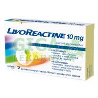 LivoReactine 10mg 7 tablet