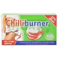Chilliburner podpora hubnutí 45+15 tablet zdarma