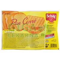 SCHAR bílý krájený chléb PAN CARRÉ 2x200g