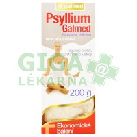 Psyllium indická rozpustná vláknina Galmed 200g