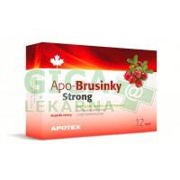 APO-Brusinky Strong 500mg 12 kapslí