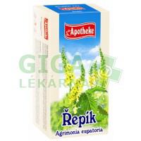 Apotheke Řepík lékařský čaj 20x1,5g