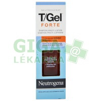 NEUTROGENA šampon T Gel Forte 125ml