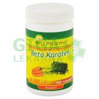Beta Karoten 10 000 Bio-Pharma 30 tobolek