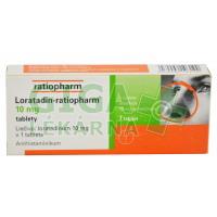 Loratadin-ratiopharm 7 tablet
