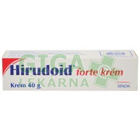 Hirudoid Forte krém 40g