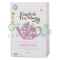 English Tea Shop Bio Bílý Čaj 20s.