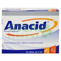Anacid sáčky 12x5ml