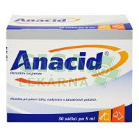 Anacid sáčky 30x5ml