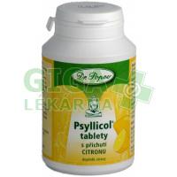 Psyllicol tablety s příchutí citronu 108g