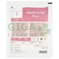 Rukavice sterilní Medi-Grip Plus č.7