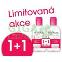 BIODERMA Sensibio H2O 250ml 1+1 ZDARMA