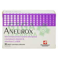 ANEUROX PharmaSuisse 30 tablet