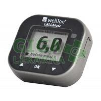 Glukometr Wellion CALLA LIGHT - set/stříbrný