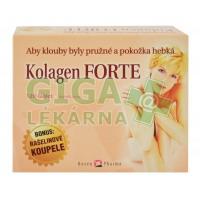 Rosen Kolagen Forte 120 tablet+2x RosenSpa zelená koupel