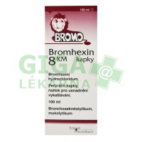 Bromhexin 8KM 100ml