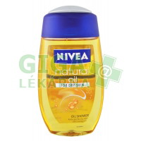 NIVEA Sprchový olej NATURAL OIL 200ml