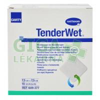 Kompres TenderWet 7,5x7,5cm 10ks