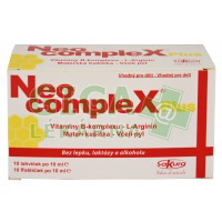NEOCOMPLEX PLUS 10x10ml